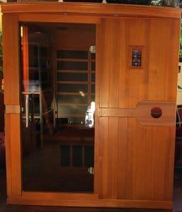 Far Infrared Sauna Picture