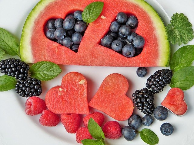 Cooling Summer Fruits